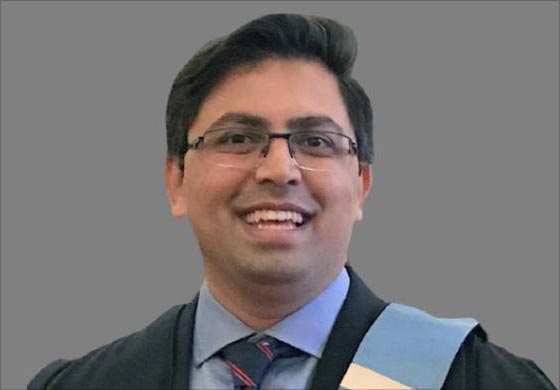Dr.  Vikrant Kale