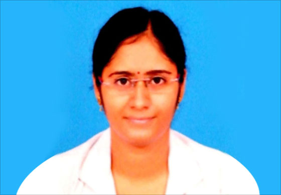 Dr. Vishnupriya Arun