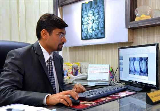 Dr. Abhishek  Kalantri
