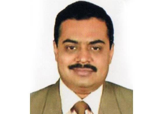 Dr. Ashutosh Shah