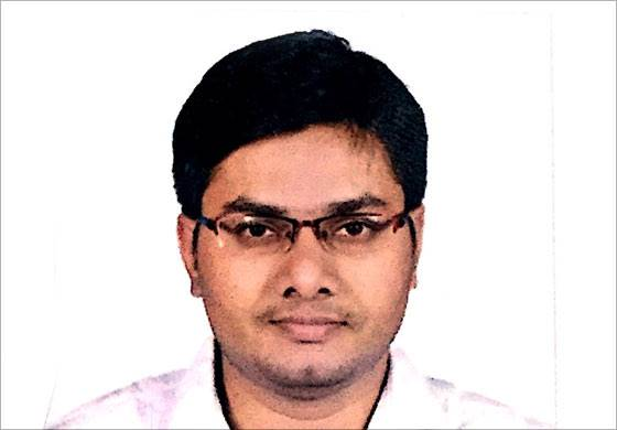 Dr. Chinmaya Panda