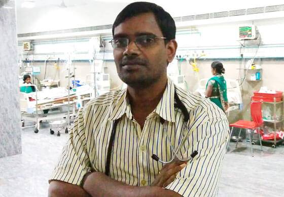 Dr. Anup Kumar
