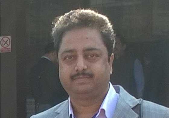 Dr. Bikash Pramanik