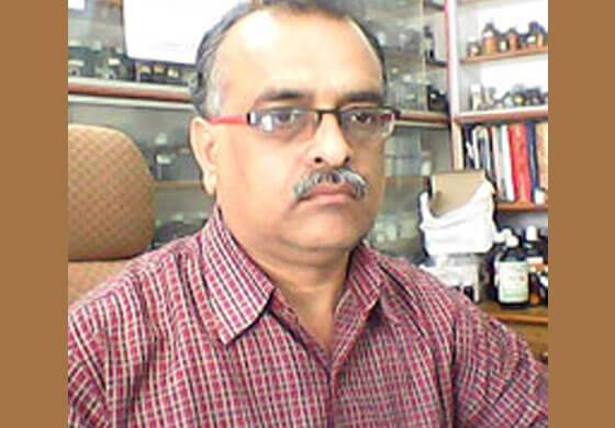 Dr. Kishor Gupta