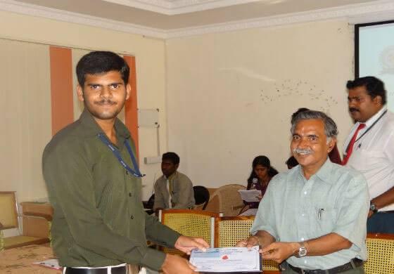 Dr. Mahadevan Krishnaswamy