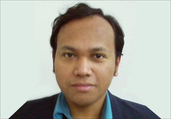 Dr. Madhurjya Gogoi