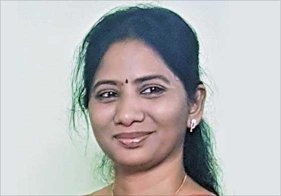 Dr. Tamilselvi Arjunan