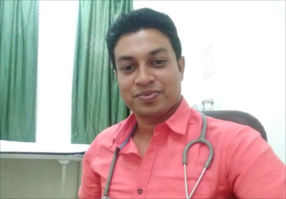 Dr. Mustafa Ahmed