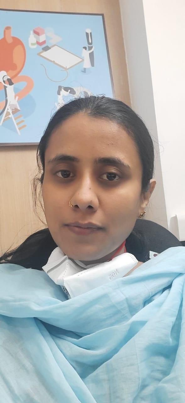 Dr. Nida Mirza Shaikh