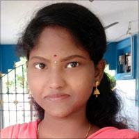 G. Mahalakshmi  Gnanamuthu