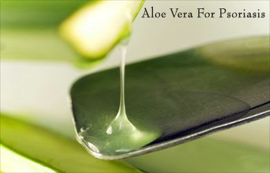 Aloe for psoriasis