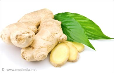 Home Remedies for Vomiting: Ginger
