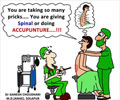 Acupuncture Anesthesia
