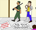 Z plus security for Doctors in India