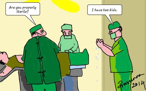 Image of: Ehealth Medical Cartoons Ebay Medical Humors Medical Jokes Medindia