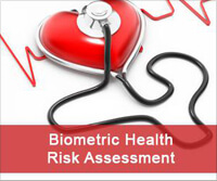Biometric Health Risk Assessment Tools