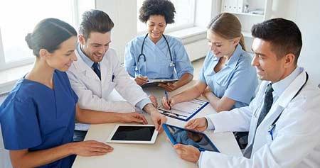 Doctors Homepage