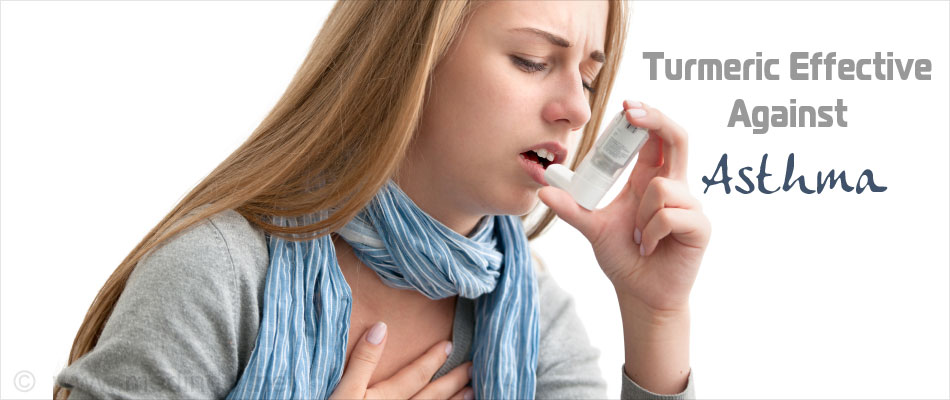 Turmeric for Asthma