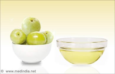 Sparkling Eye Beauty Tip: Amla Castor Oil