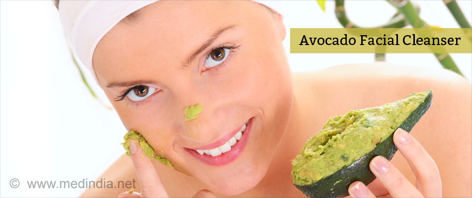 Avocado Cleanser for Dry Skin