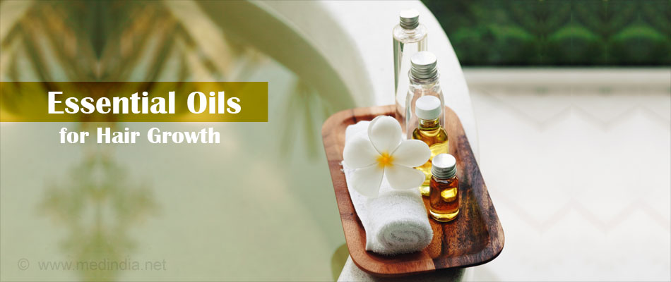 Benefits of Essential Oils for Hair Growth