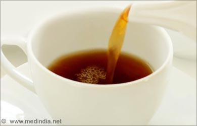 Sparkling Eye Beauty Tip: Black Tea