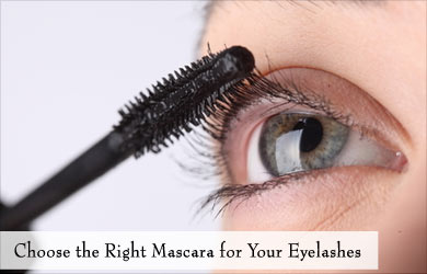 Choosing Your Mascara