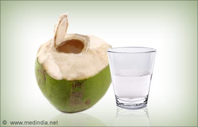Dry Skin on the Face: Tender Coconut Water