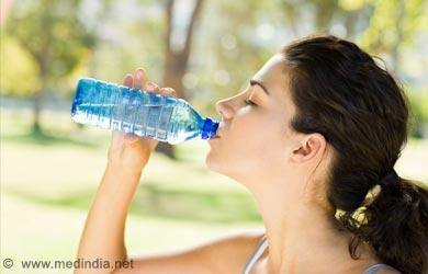 Sparkling Eye Beauty Tip: Drink Water