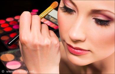 Eye Makeup Tip: Put on a Shade of Eye Shadow