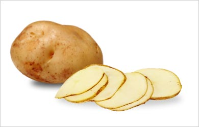 Eye Puffiness Beauty Tip: Potato
