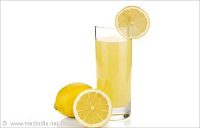 Face Freckles - Beauty Tip: Lemon juice