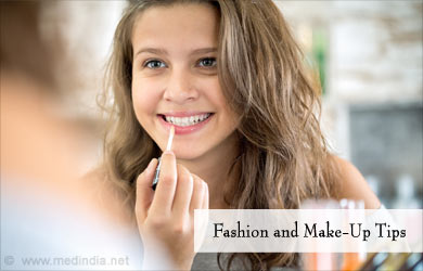 Fashion and Make-Up Tip