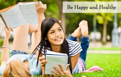 Happy Mind Reduce Stress