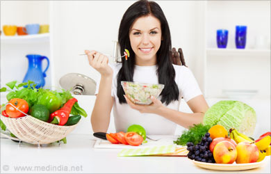 Healthy Skin: Eat healthy food