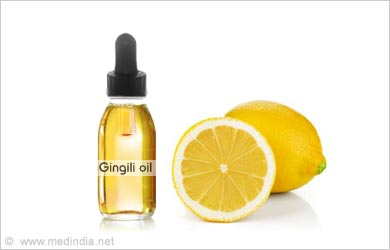 Herbal Hair Oils for Healthy Hair: Gingili Oil and Lime Juice