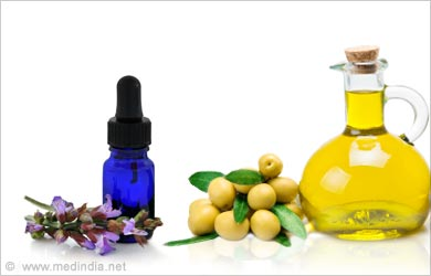 Herbal Hair Oils for Healthy Hair: Lavender Oil with Olive Oil