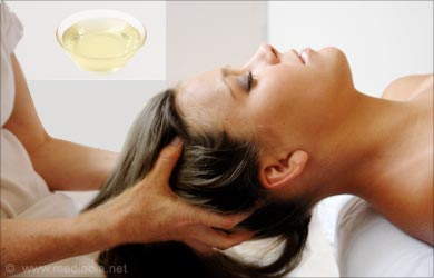 Herbal Hair Oils for Healthy Hair: Massage Your Scalp