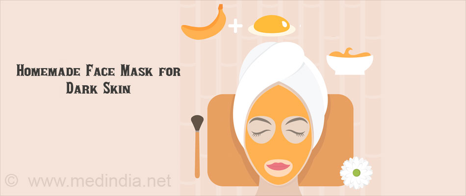 Homemade Face Masks for Dark Skin