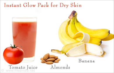 Instant Glow Pack for Dry Skin