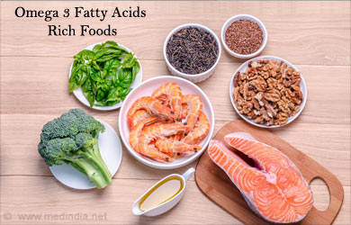 Omega 3 Fatty Acids Rich Foods