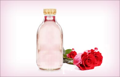 Tip for Glowing / Fairer Skin: Rose Water