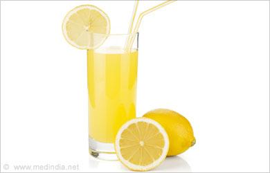 Rough Palms Beauty Tip: Lemon Juice
