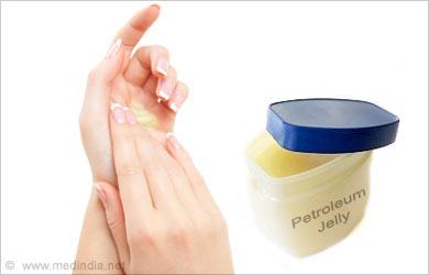 Rough Palms Beauty Tip: Petroleum Jelly