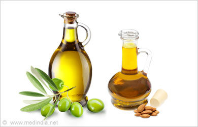 Rough Palms Beauty Tip: Almond and Olive Oil