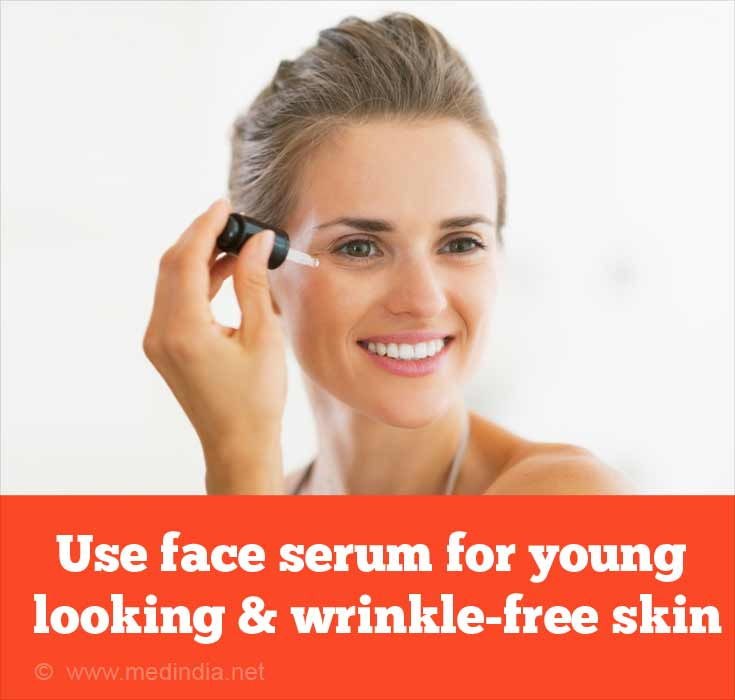 Serum Boosts Collagen Production Keeping Your Skin Young and Wrinkle-Free