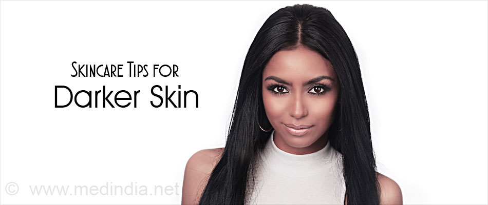 Skincare Tips for Darker Skin Types