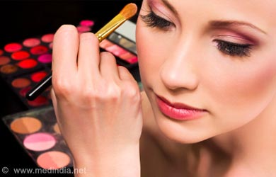 Sparkling Eye Beauty Tip: Make-up