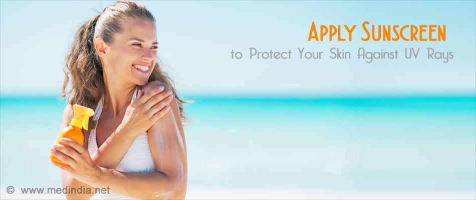 Sunscreen for Better UV Protection