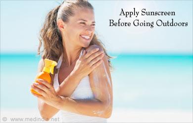 Use Enough Sunscreen